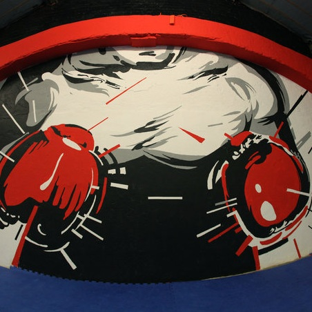 Revival East London Boxing club thumbnail Kong Animation Studio