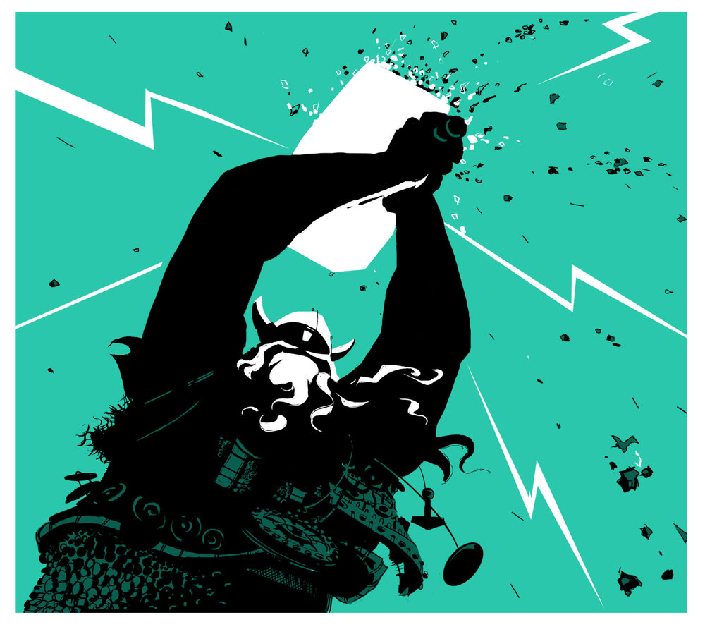 Penguin Classics The Norsemen thumbnail Kong Studio