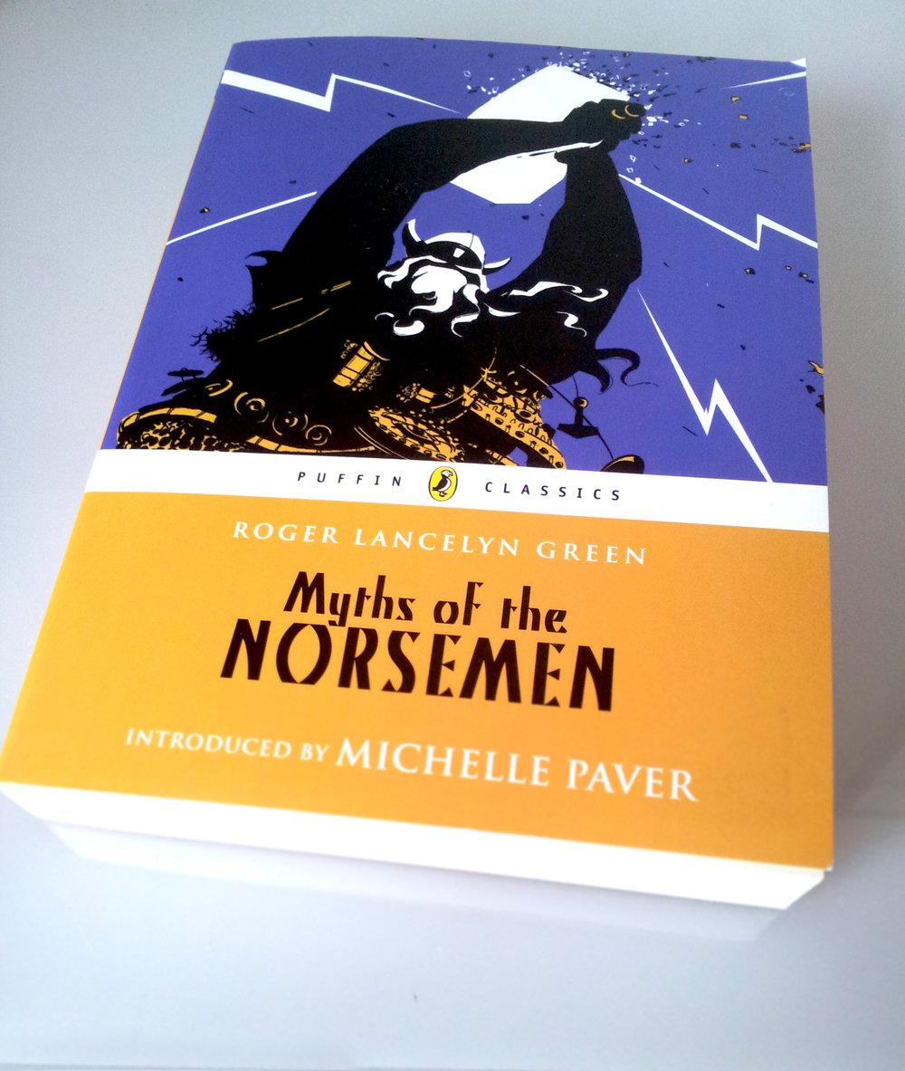 Penguin Classic The Norsemen cover thumbnail Kong Studio