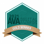 Gold Award AVA Digital Awards