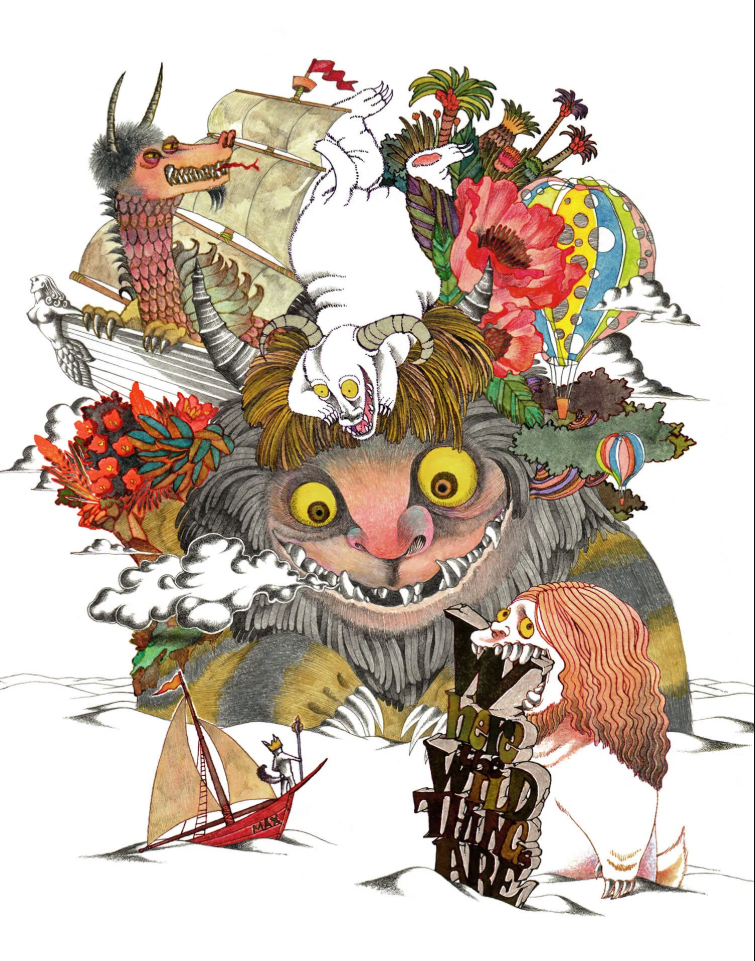 Yuki Nishimura Where the Wild Things Are