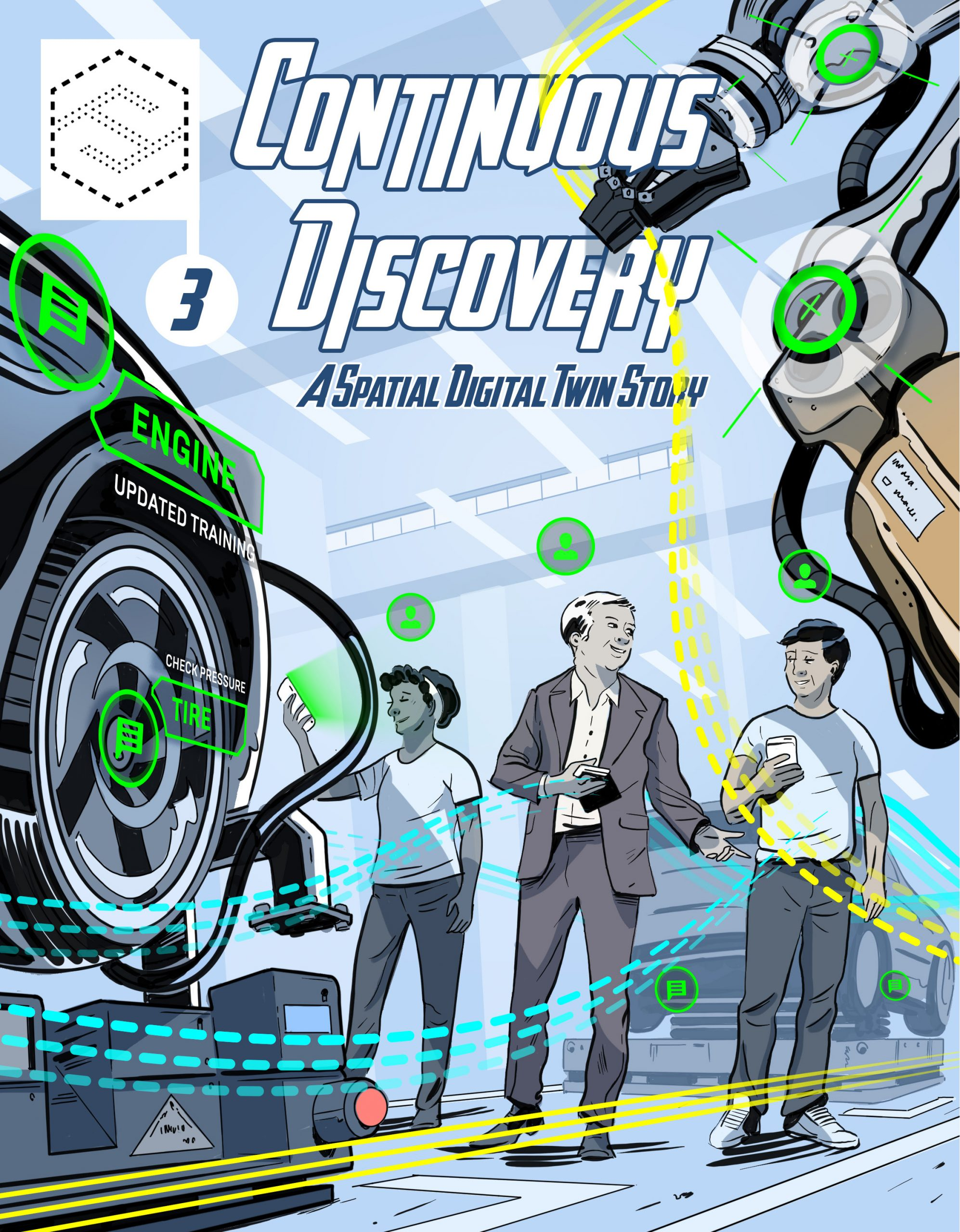 PTC - Continuous Discovery (Volume 3)