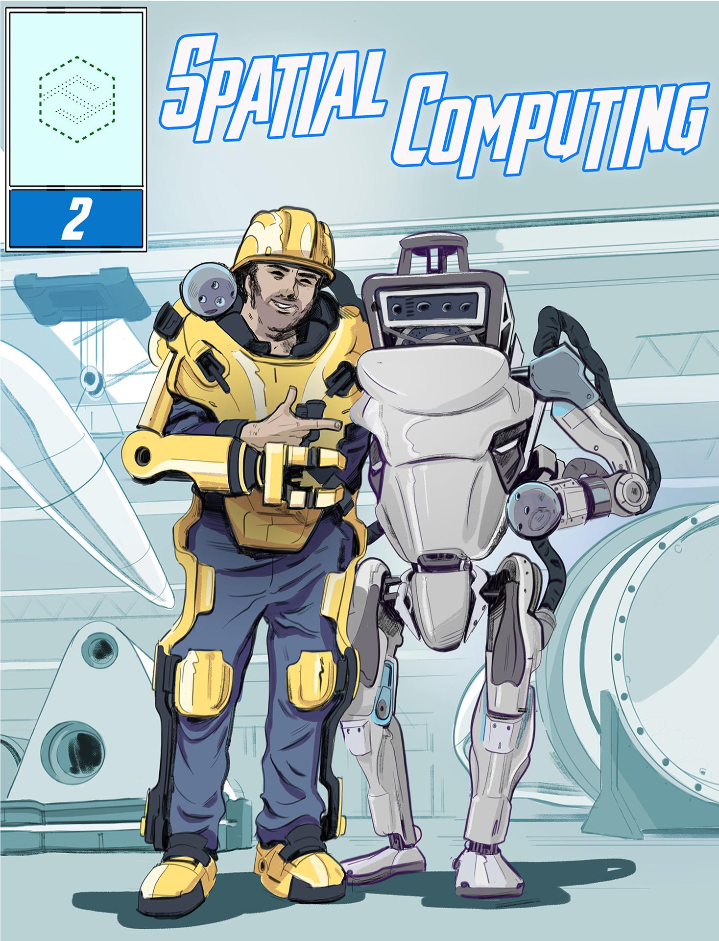 PTC - Spatial Computing (Volume 3)